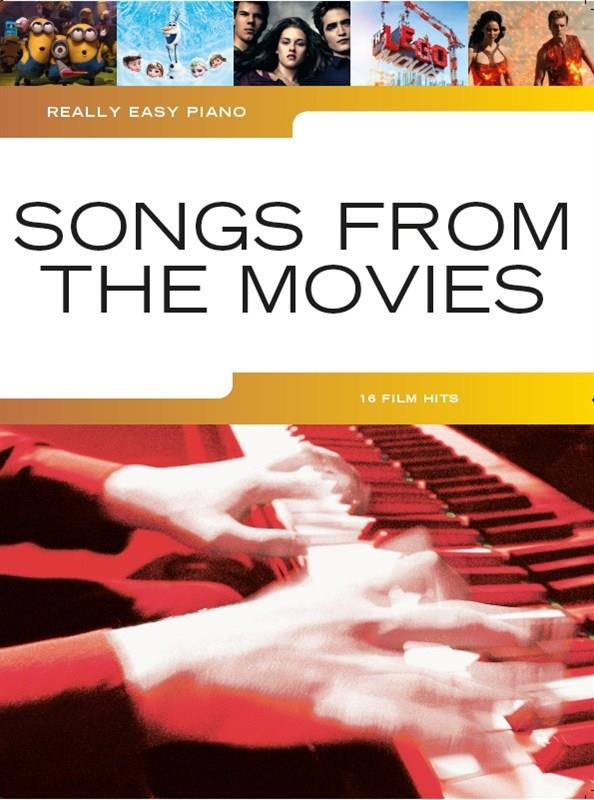 Really Easy Piano: Songs From The Movies