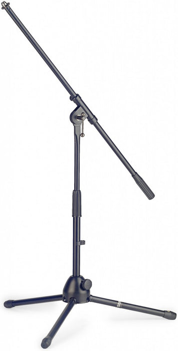 Stagg MIS-0804BK Low Profile Microphone Boom Stand