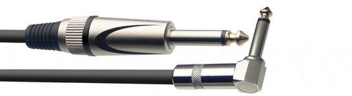 Stagg S Series - Straight to Angled Instrument cable - 10ft
