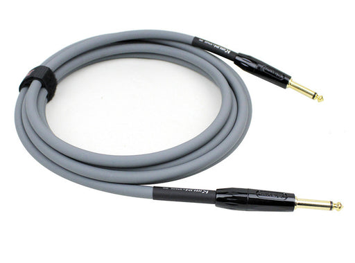 Kirlin Stage Series Instrument Cable - Straight to Straight - 10ft - Grey