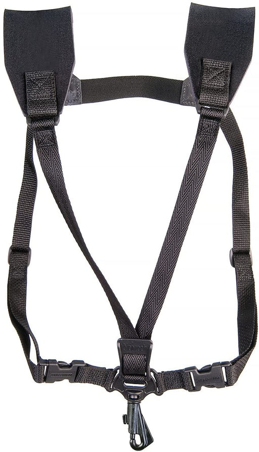 Neotech Soft Harness - Black - Regular Swivel