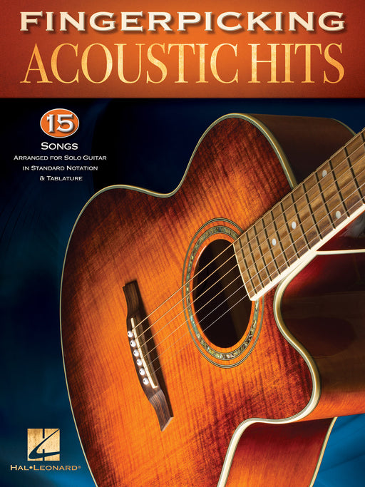Fingerpicking Acoustic Hits: Guitar