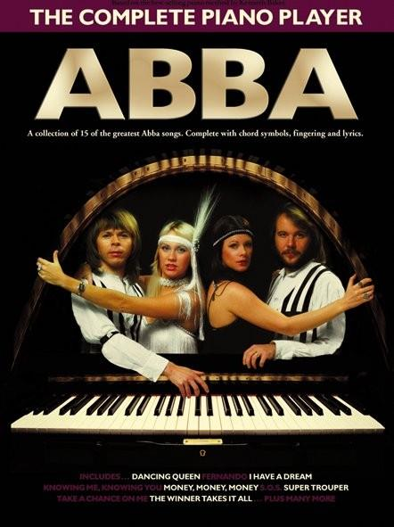 The Complete Piano Player: Abba