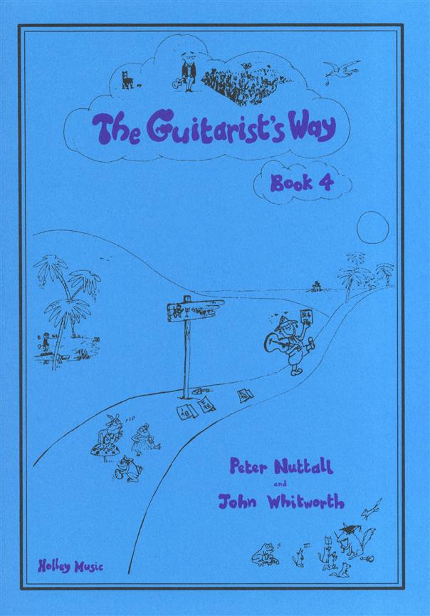The Guitarist's Way Book 4