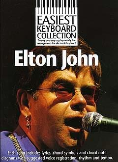 Elton John: Easiest Keyboard Collection