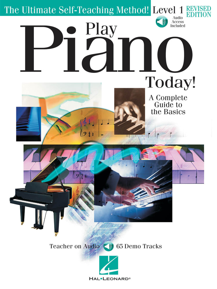 Play Piano Today! Level 1