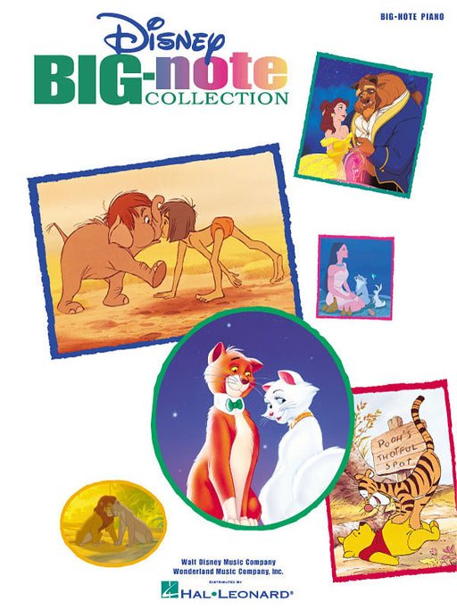 Disney Big-Note Collection : Piano