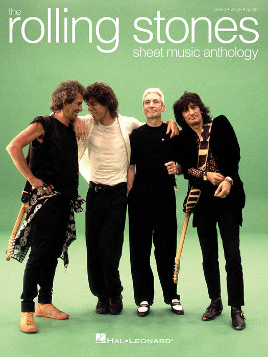The Rolling Stones Sheet Music Anthology: Piano, Vocal, Guitar