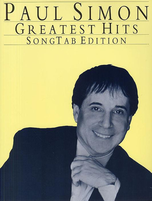 Paul Simon - Greatest Hits: Piano, Vocal, Guitar