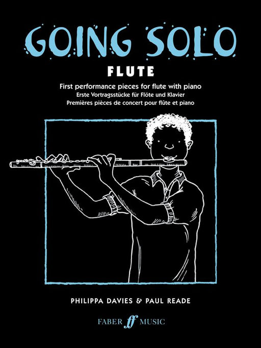 J. Davies: Going Solo : Arr. (Paul Reade): Flute