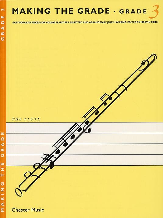 Making The Grade: Grade Three: Arr. (Jerry Lanning): Flute