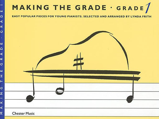 Making The Grade: Grade One: Piano
