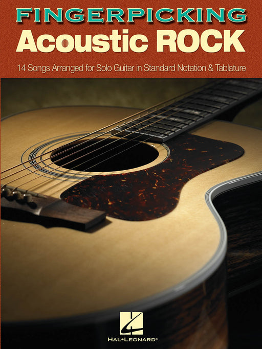 Fingerpicking Acoustic Rock: Guitar