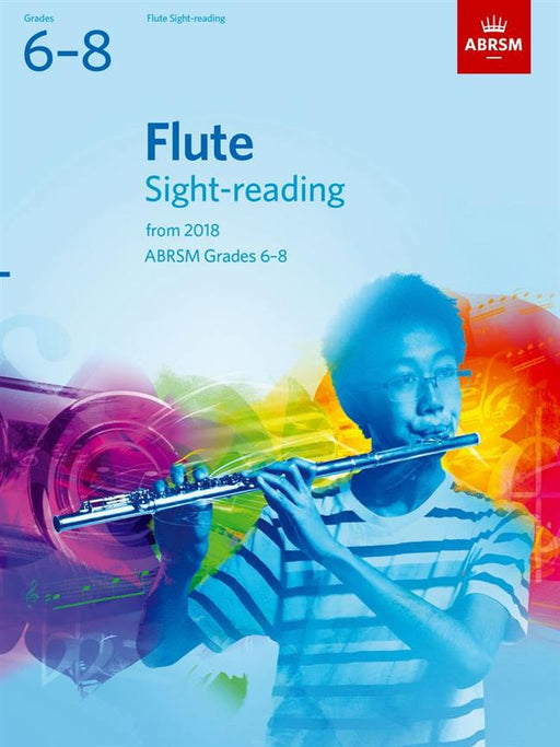 ABRSM: Flute Sight-Reading Tests Grades 6-8