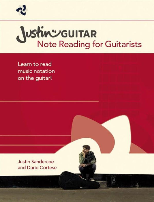 Justinguitar.com Note Reading For Guitarists