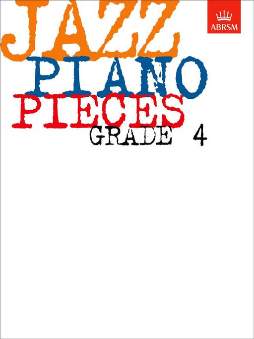ABRSM: Jazz Piano Pieces, Grade 4