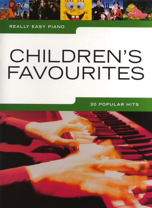 Really Easy Piano: Children's Favourties