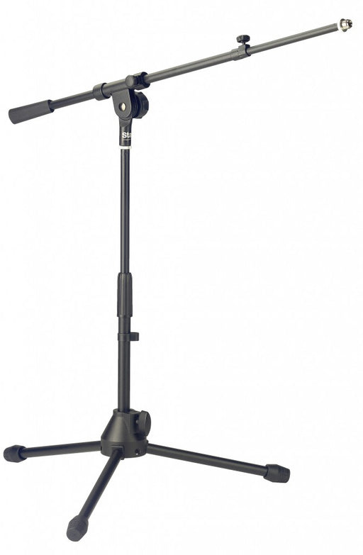 Stagg MIS-2004BK Low Profile Microphone Boom Stand