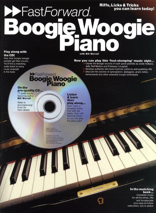 Fast Forward: Boogie Woogie Piano