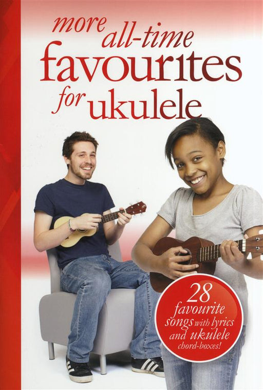 More All-Time Favorites Ukulele