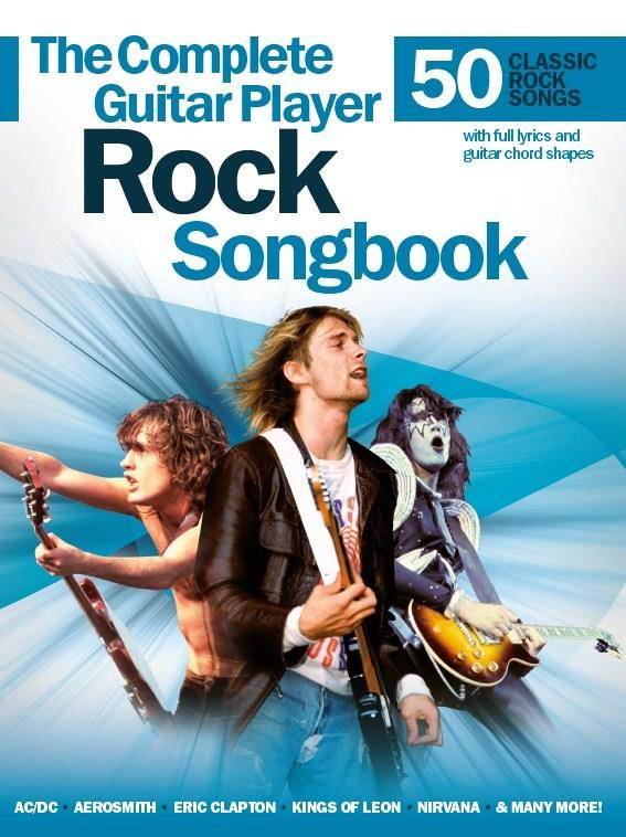 The Complete Guitar Player: Rock Songbook