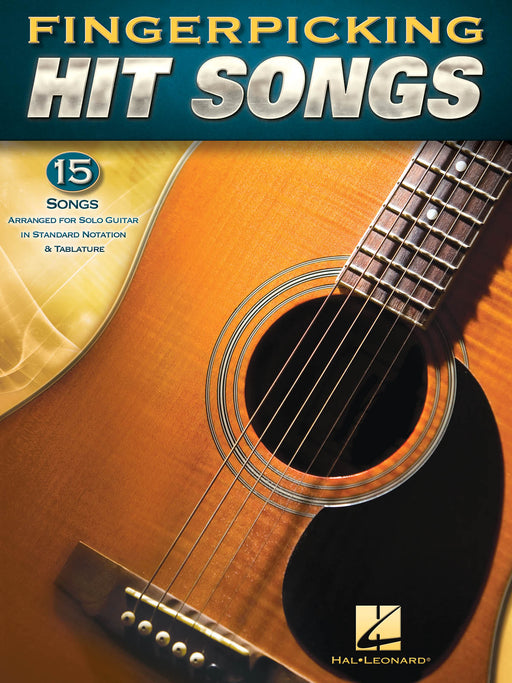 Fingerpicking Hit Songs: Guitar