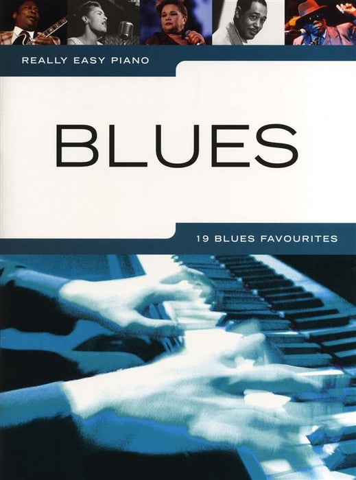 Really Easy Piano: Blues