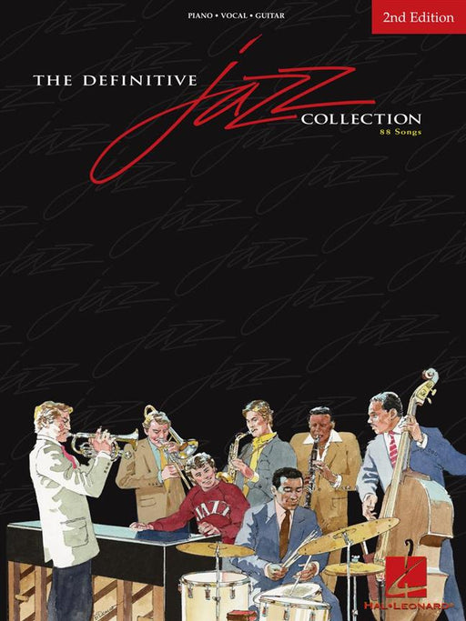 The definitive Jazz Collection - 2nd Edition: Piano, Vocal, Guitar
