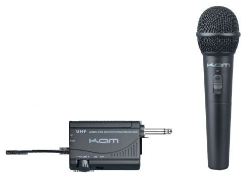 Kam KWM1900 HH UHF Wireless Hand Held Microphone System