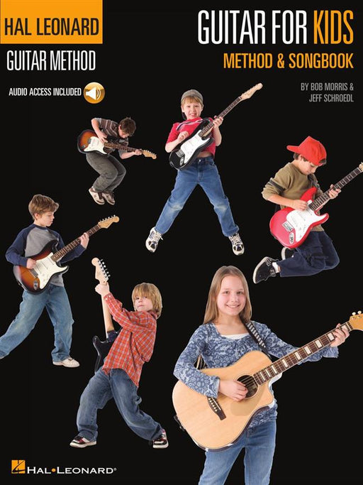 Hal Leonard Guitar Method - Guitar for Kids 1