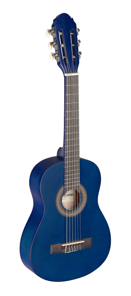 Stagg C405 M 1/4 Classical Guitar - Blue