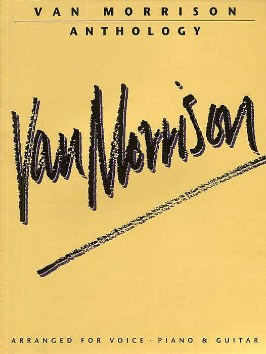 Van Morrison: Anthology: Piano, Vocal, Guitar