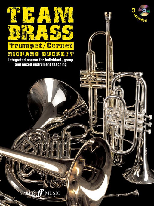 Team Brass. Trumpet/Cornet