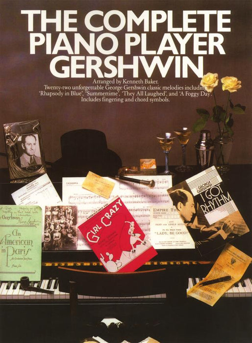 The Complete Piano Player: Gershwin: Piano