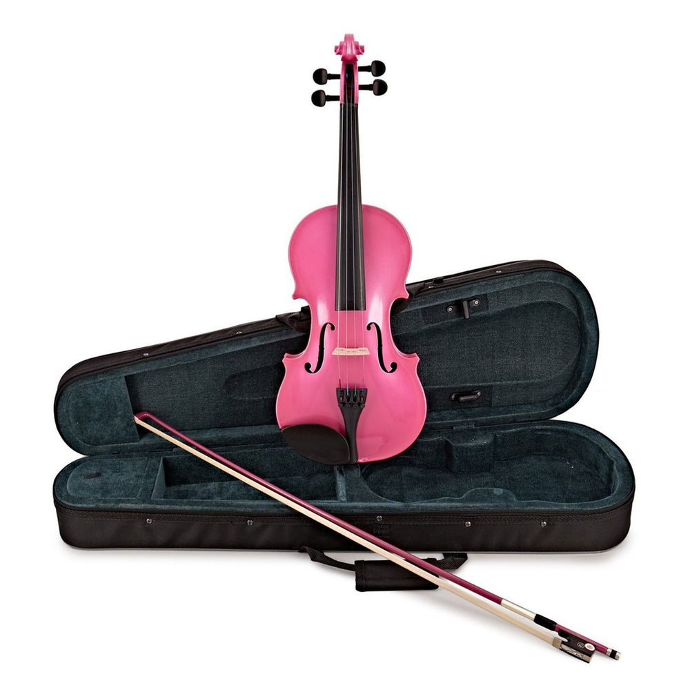 Rainbow Fantasia 1/4 Violin Outfit - Pink