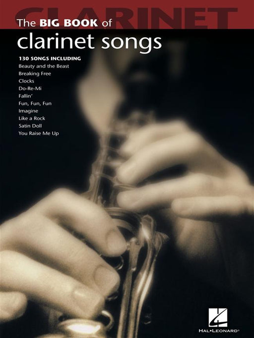 Big Book of Clarinet Songs: Clarinet