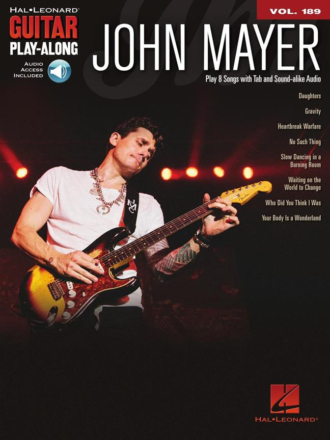 John Mayer: Guitar TAB