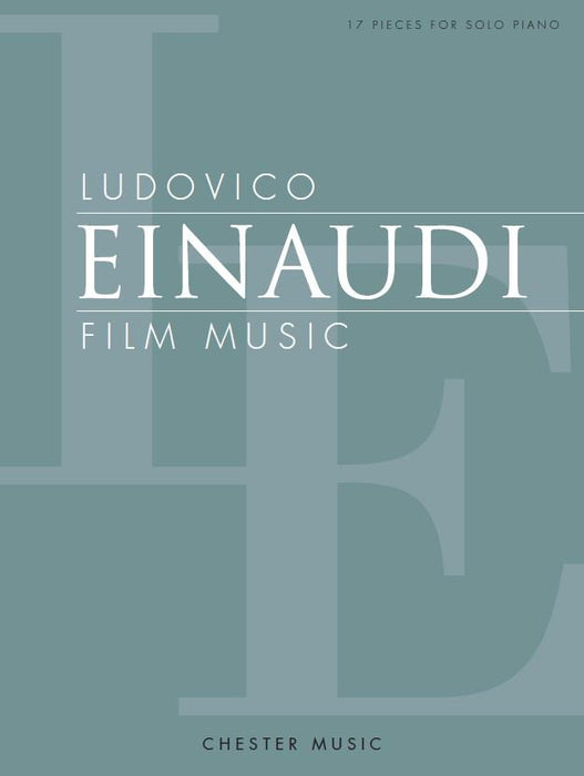 Ludovico Einaudi: Film Music: Piano