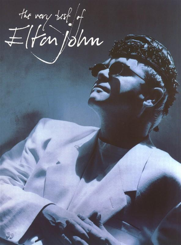 The Very Best Of Elton John: Piano, Vocal, Guitar