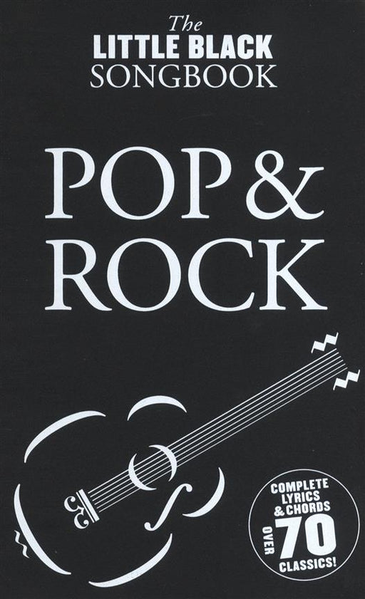 The Little Black Songbook: Pop And Rock: Vocal