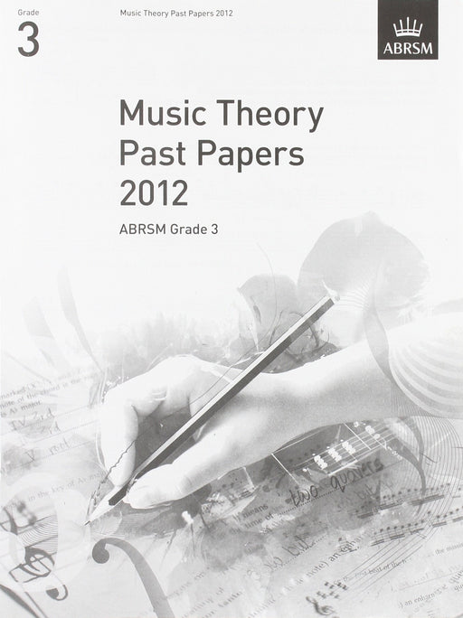 ABRSM: Music Theory Past Papers 2012, ABRSM Grade 3