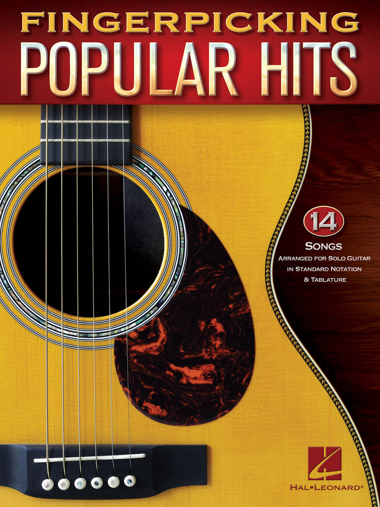 Fingerpicking Popular Hits: Guitar