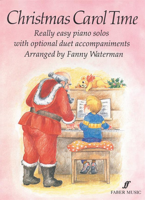 F. Waterman: Christmas Carol Time : Piano