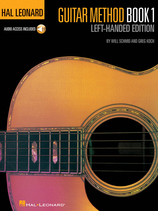 Guitar Method 1 Left-Handed Edition