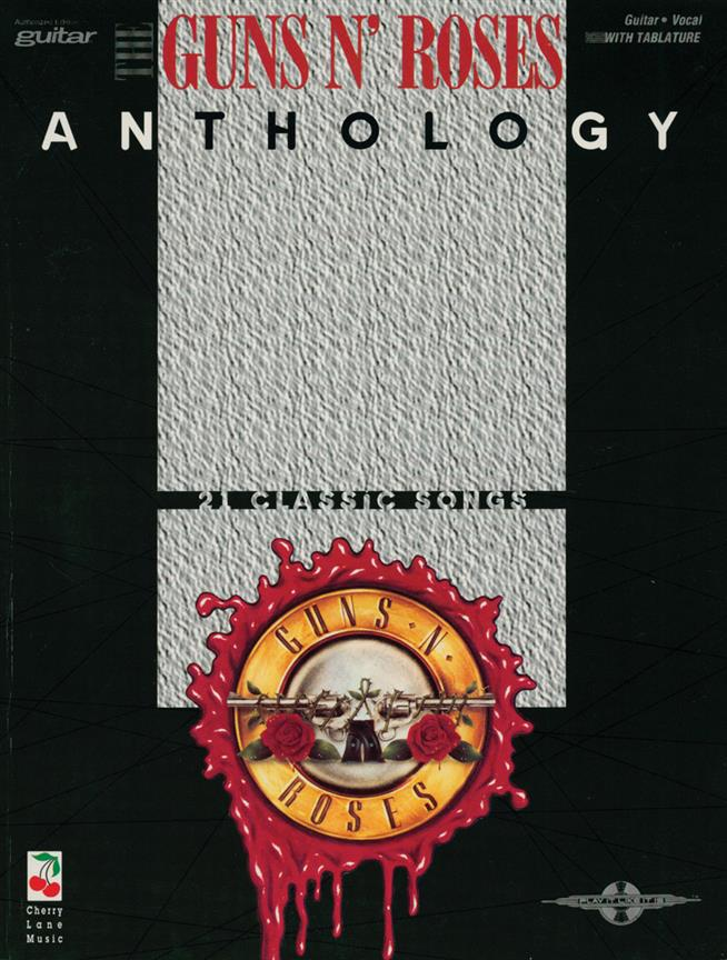 Guns N' Roses Anthology: Guitar TAB