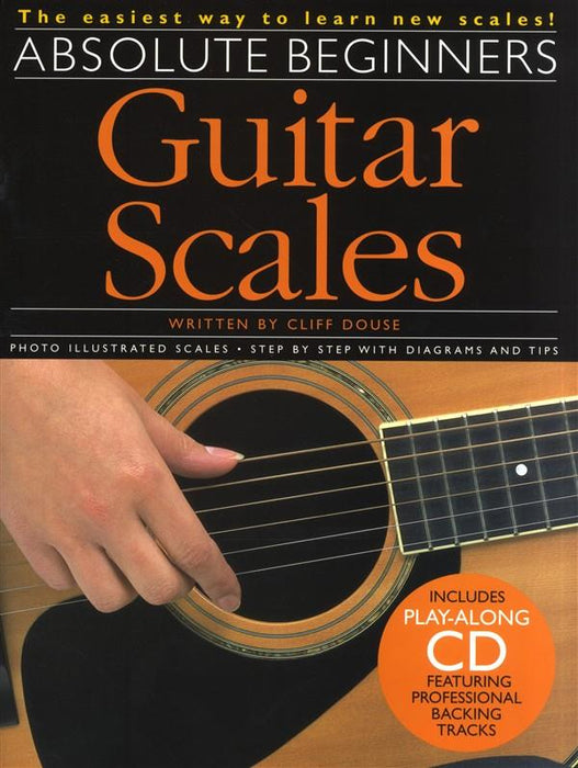 Absolute Beginners: Guitar Scales