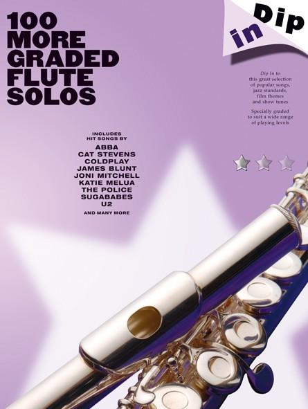 Dip In 100 More Graded Flute Solos: Flute