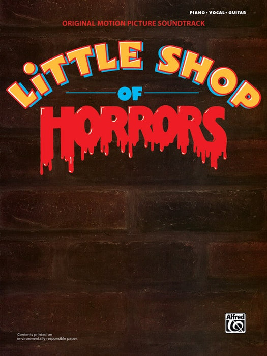 Little Shop of Horrors: Original Motion Picture Soundtrack