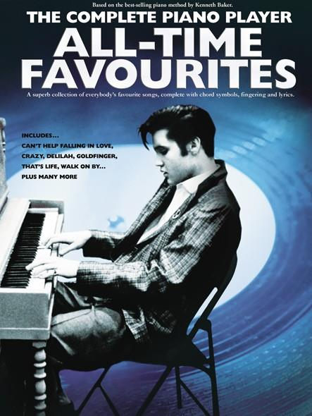 The Complete Piano Player: All-Time Favourites: Piano