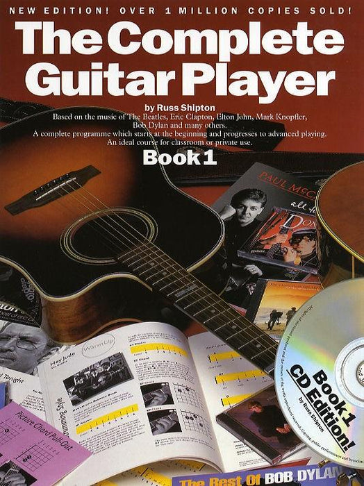 The Complete Guitar Player 1